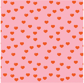 Wall Candy Arts Hearts Removable WallPaper
