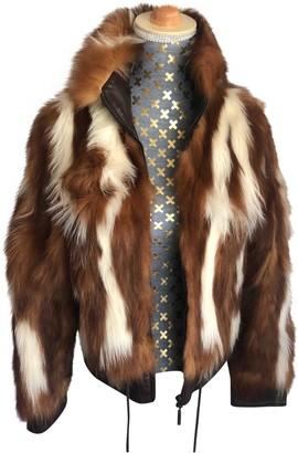 Just Cavalli Fur Jacket for Women