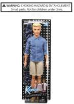 Barbie Ken Fashionistas Preppy Check Ken Doll, Little Girls (2-6X) & Big Girls (7-16)