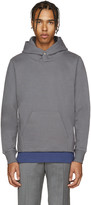 Paul Smith Grey French Terry Hoodie