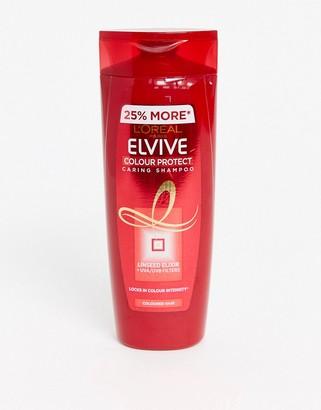 L'Oreal Colour Protect for Coloured Hair Shampoo 500ml