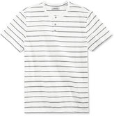 Kenneth Cole Reaction Men's Striped Henley