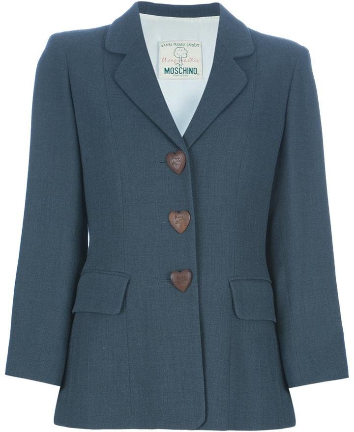 Moschino Vintage suit jacket