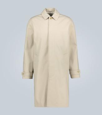 Éditions M.R Michel waxed coat