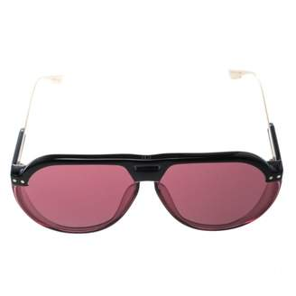 Christian Dior club 3 Pink Plastic Sunglasses