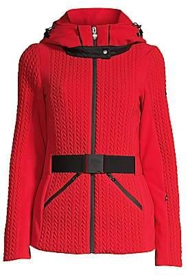 Post Card Women's Ski Olympic Jacket