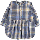 Morley Ezra Checked Dress With Buttons