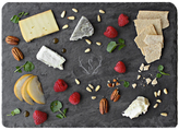 The Vermonter Monogram Slate Cheese Board