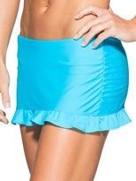Athleta Ruffle Swim Skirt