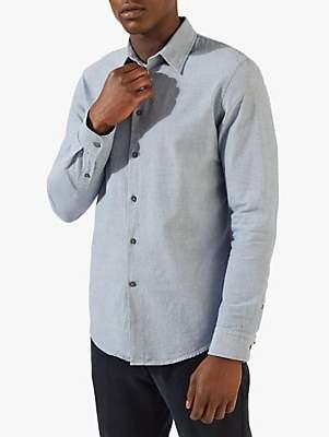 Jigsaw Anthony Shirt, Indigo