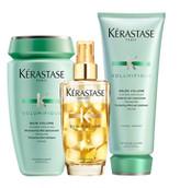 Kérastase Resistance Volumifique & Elixir Fine Hair Trio