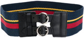 Sonia By Sonia Rykiel - striped belt - women - Cotton/Leather - S