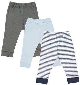 Luvable Friends Unisex Baby Pants 3Pack 3 Toddler 3T