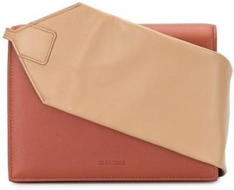 Jil Sander Thick-Strap Shoulder Bag