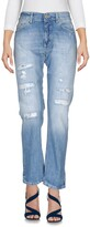 Dondup Denim pants - Item 42580691