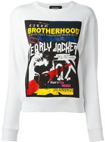 DSQUARED2 Caten Brotherhood sweatshirt