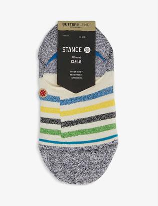 Stance Revolt N Rise No Show woven socks