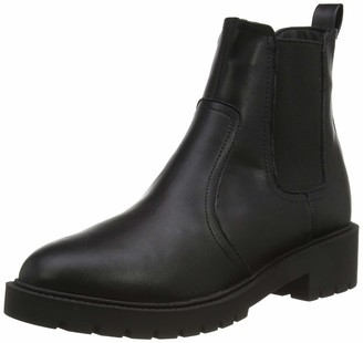 New Look Women's WF AVRIL IC -PU CHNKY CHLSA 40:1:S207 Ankle Boots