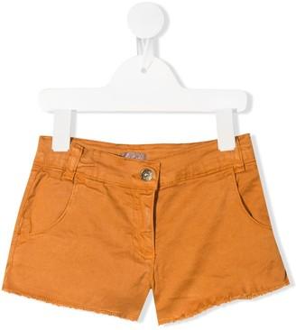 Emile et Ida Frayed Fitted Shorts