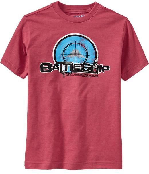 Hasbro Boys HASBRO™ Battleship Graphic Tees