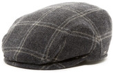 Wigens Wool Slim Window Pane Ivy Hat