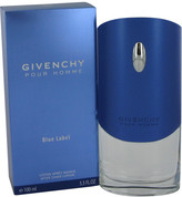 Givenchy Blue Label by After Shave for Men (3.4 oz)