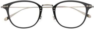 Oliver Peoples Davitt round-frame glasses