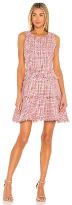 LIKELY Tweed Jewel Dress