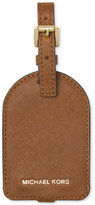MICHAEL Michael Kors Leather Luggage Tag