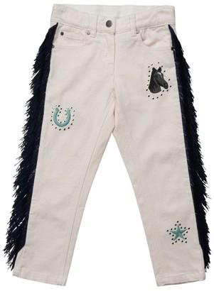 Stella McCartney Kids Western Tassle Jeans (4-14 Years)