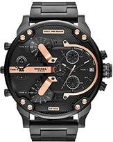 Diesel Men's DZ7312 Mr Daddy 2.0 Ip Watch