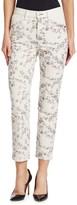Rag & Bone Ellie Floral Ankle Jeans