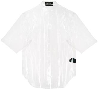 Odeur Transparent Boxy Fit Shirt