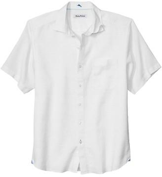 Tommy Bahama Costa Tautira Linen-Blend Short-Sleeve Shirt