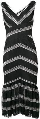 Three floor Zany dress