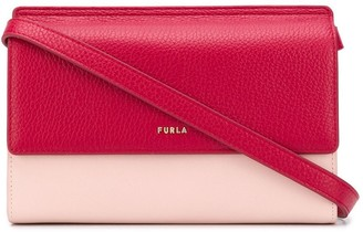 Furla Colour-Block Crossbody Bag