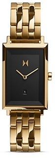 MVMT Signature Square Mason Watch, 18mm x 24mm