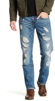 True Religion Flap Pocket Slim Fit Jean