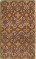 Surya SEA121-23 Brown Sea Collection Rug - 2ft X 3ft