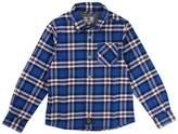 Timberland Boys Long Sleeve Check Shirt