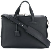 Tom Ford textured briefcase