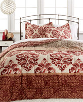 Jessica Sanders Woodblock 2-Piece Twin Comforter Set