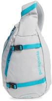 Patagonia 'Atom' Sling Backpack - Grey