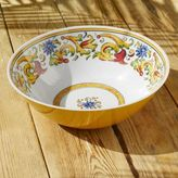 Sur La Table Floreale Serve Bowl