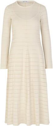 Sams?E Sams?E Sams?e & Sams?e Miriam Long Sleeve Organic Cotton Dress