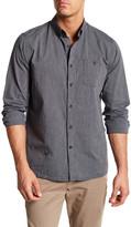 VISSLA Pavones Dobby Long Sleeve Regular Fit Shirt