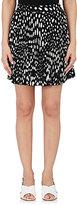 Marc Jacobs Women's Polka Dot Silk Miniskirt