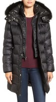 Andrew Marc Down Coat with Genuine Fox Fur