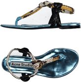 Acne Studios Thong sandals
