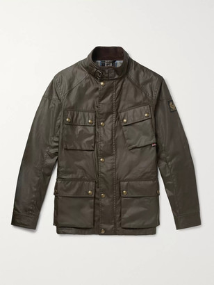 Belstaff Fieldmaster Waxed-Cotton Jacket